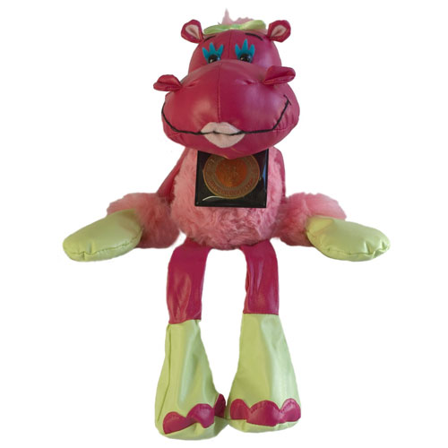 Skoodlez Cupcake Hippo - Click Image to Close