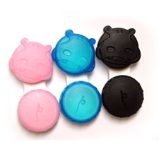 Contact Lense Hippo Case