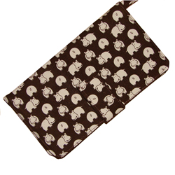 Hippo Print Click-It Wallet