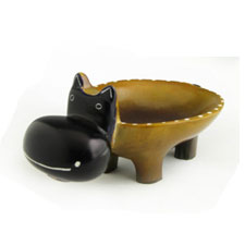 Mini Maridadi Hippo Bowl